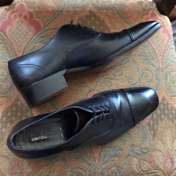 Tom Ford Dress Shoes Mens Size 1